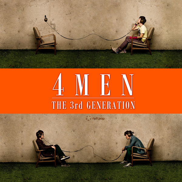 4MEN – The 3rd GENERATION – Special Album