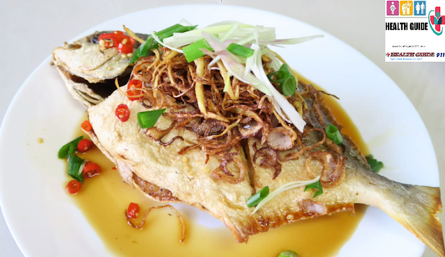 SPICY FISH IN SOYA SAUCE