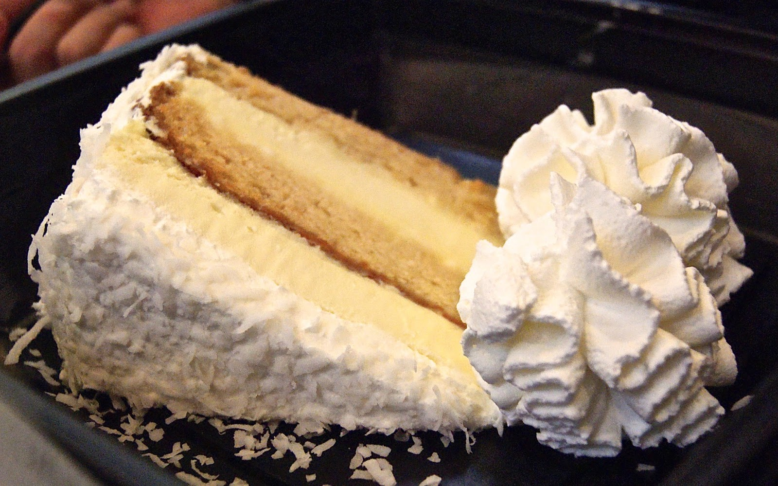Lemon Cake Cheesecake Factory