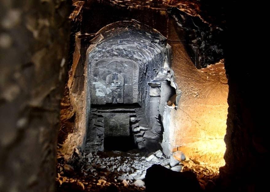 Necrópole de Sheikh Abd el-Qurna, Tomb mítica de Osiris