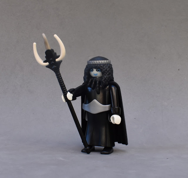 PLAYMOBIL CUSTOM FIGURE ANCIENT GREECE HADES