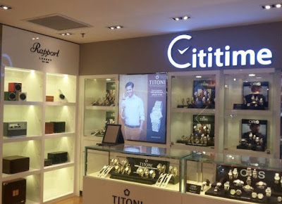 showroom đồng hồ cititime 2