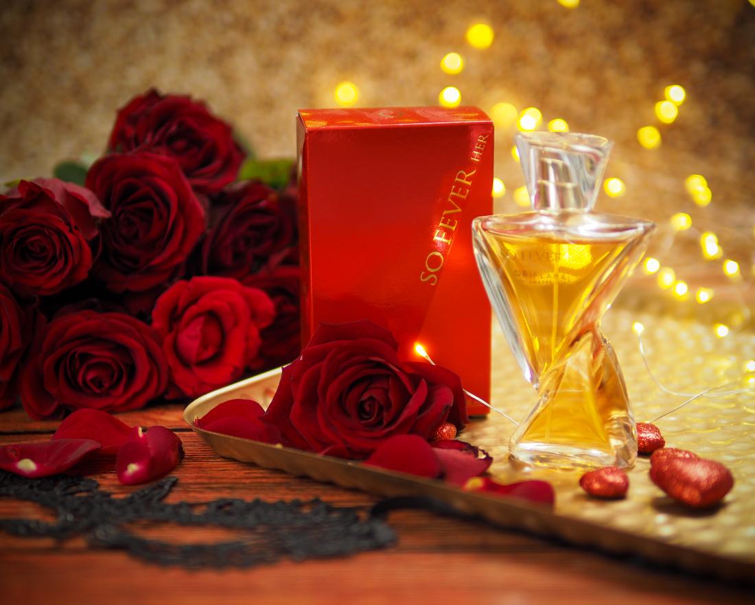 Poczuj zapach pożądania... So Fever od Oriflame