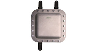 hazardous area wireless access point enclosure