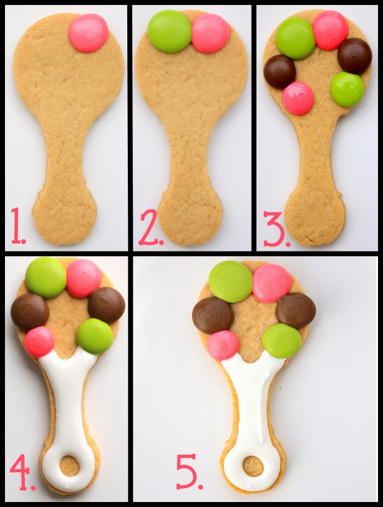 Rattle Cookie Tutorial