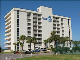 Perdido Key Condominium For Sale, Seaspray