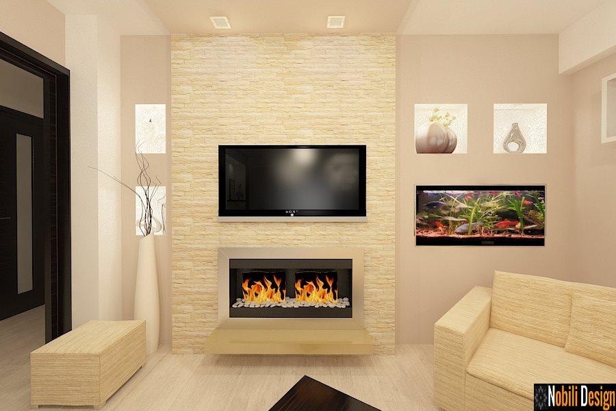 Design interior apartament modern Bucuresti - Designer de interioare Bucuresti