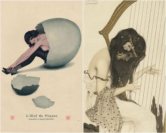 The Art of Raphael Kirchner