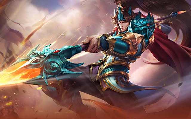 gambar mobile legends zilong