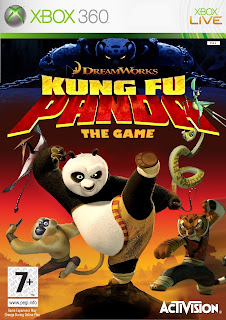 Kung Fu Panda 1 The Game (XBOX360)