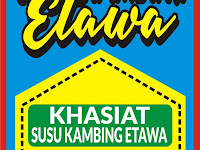 Download Contoh Banner Susu Kambing Etawa.cdr