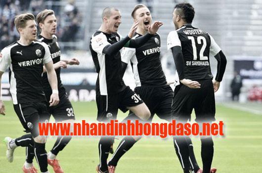 Sandhausen vs Hamburg 18h30 ngày 12/08 www.nhandinhbongdaso.net