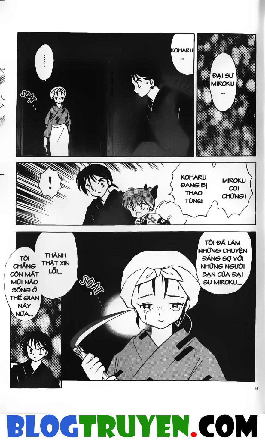 Inuyasha vol 16.1 trang 14