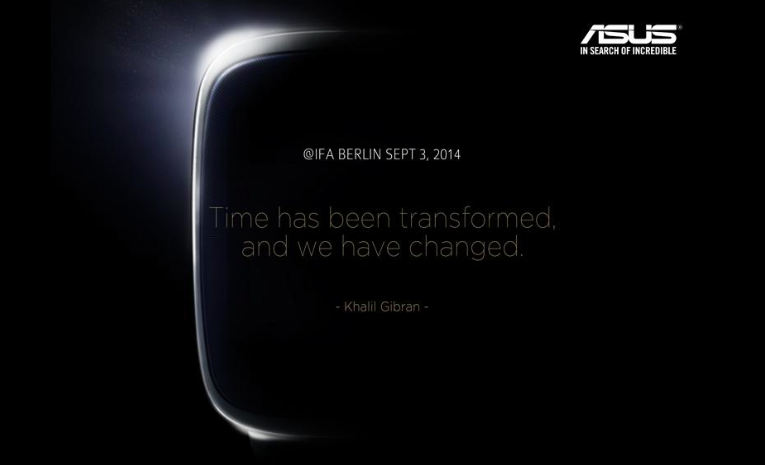 華碩首款智慧手錶9月上市,將與Moto 360正面交鋒