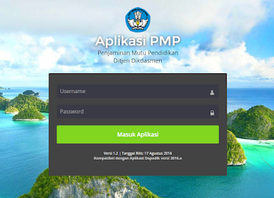 Cara pengisian aplikasi PMP