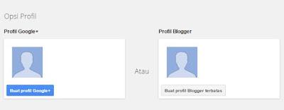 Cara Menampilkan Profil Pengguna Pada Blog