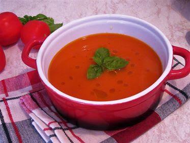 Juha od rajčice / Homemade tomato soup