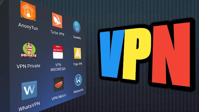 cara buka situs yang diblokir dengan VPN