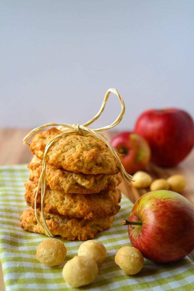 Macadamia-Cookies