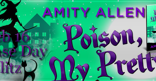 Poison My Pretty Release Blitz & Giveaway!