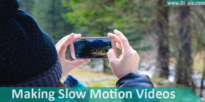 Cara membuat Video Slow Motion di HP Android