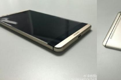 Spesifikasi dan Harga Huawei Mate 8 Terbaru