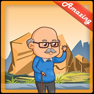 Amazing Running Grandpa - Android Games ( FREE)