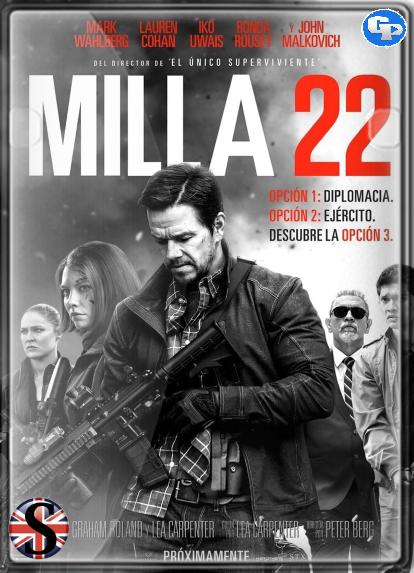 Milla 22: El Escape (2018) HD 720P SUBTITULADO