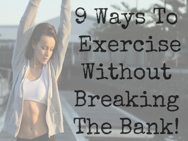 9 Ways To Exercise Without Breaking The Bank