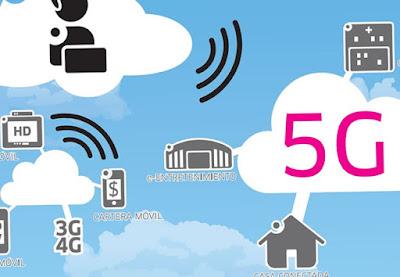 5G y el internet de las cosas