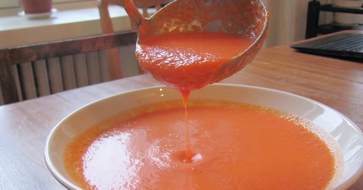 Vuohenjuusto Tomaattikeitto