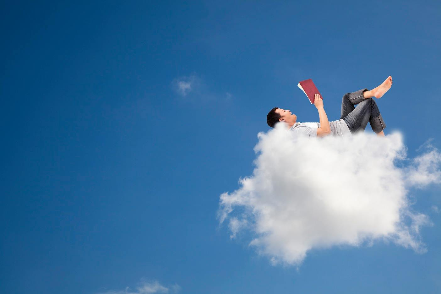 Fraseomanía Estar En Las Nubes