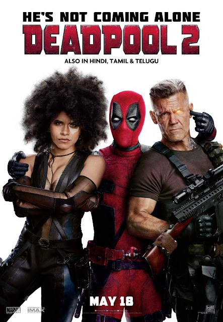 6 Movies I Want to See This Summer. summer movies 2018. deadpool 2