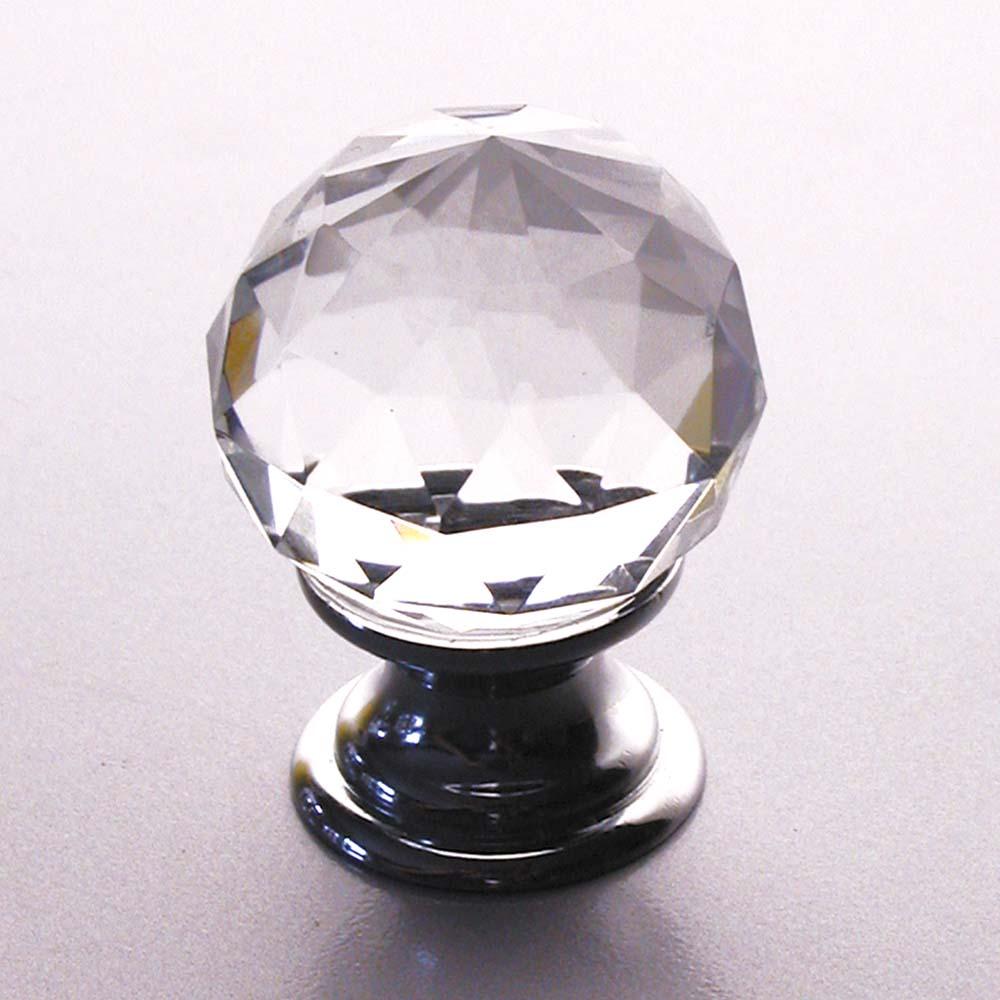 m belkn pfe aus glas und kristall m belknopf glas facettiert 25mm. Black Bedroom Furniture Sets. Home Design Ideas