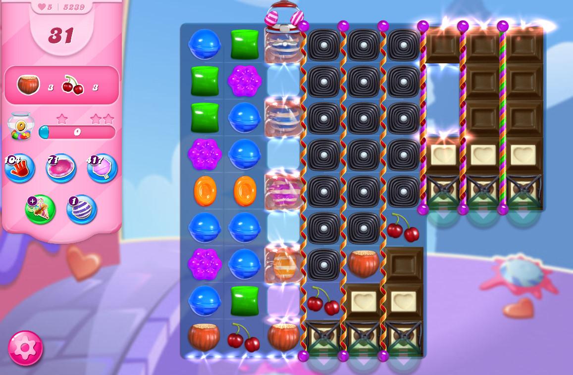 Candy Crush Saga level 5239