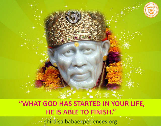 Sai Baba Gives Darshan In Dream - Experience Of Satish