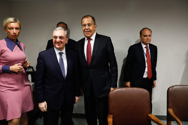 Le Figaro: Lavrov tiene raíces armenias