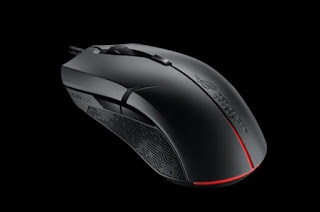 MOUSE GAMING ASUS ROG STRIX Evolve Unique and Simple
