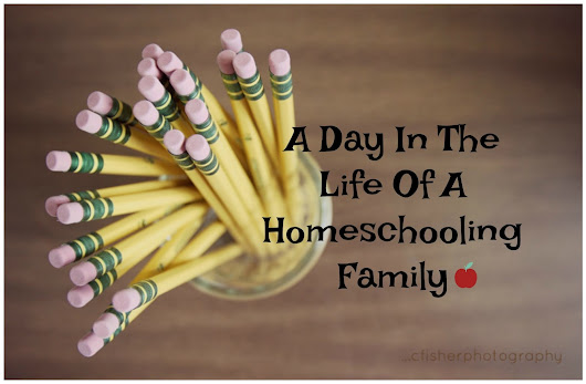 A Day In The Life Of A Homeschooling Family :: The Fife Family