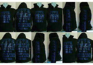 Hoodie (Sweater Kupluk) SMPN 15 BOGOR ~ MABLAST BGR
