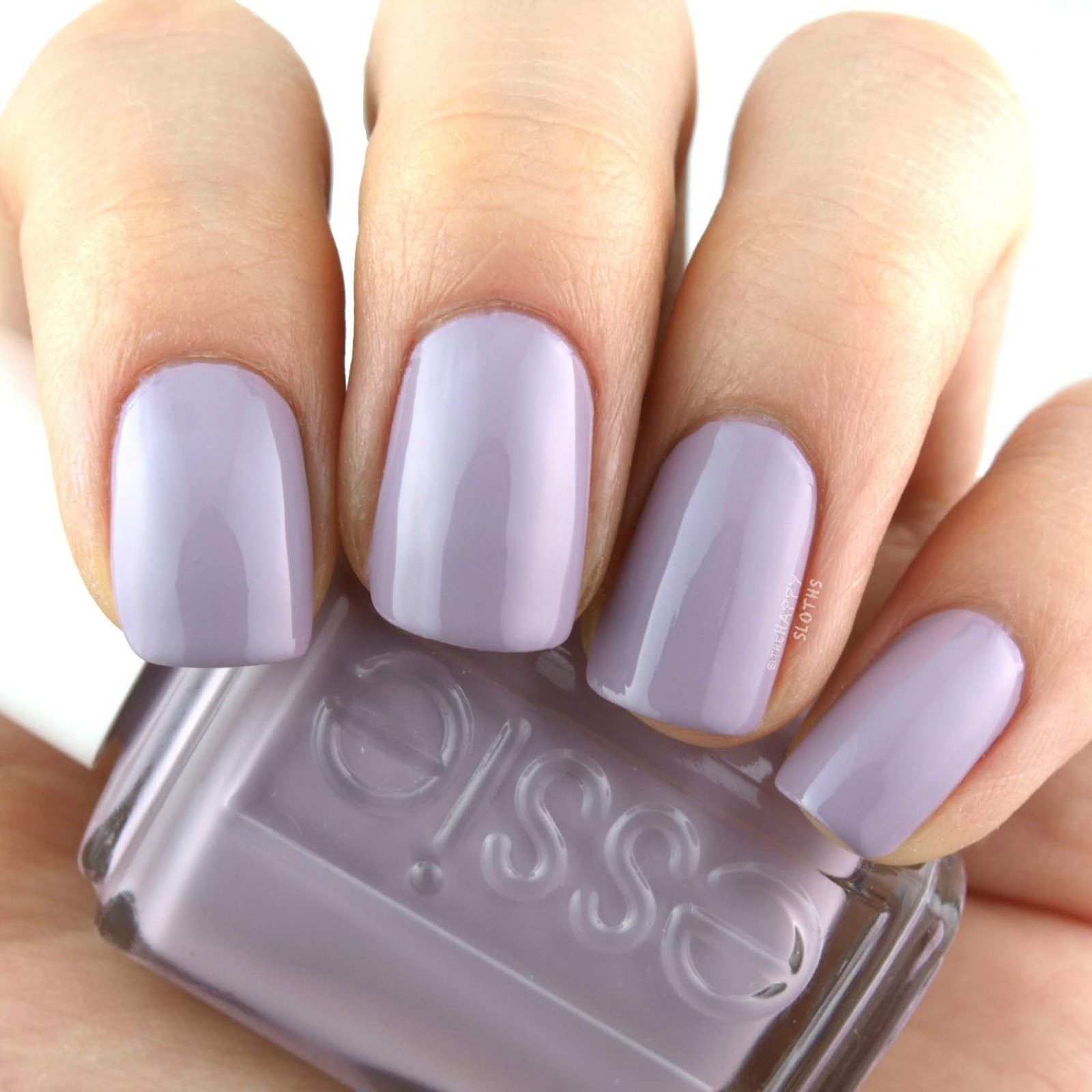 Essie   Winter 2018 Collection   Just the Way You Arctic: Review and Swatches