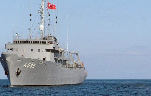Αποσύρθηκε από το Αιγαίο το τουρκικό ερευνητικό πλοίο Τσεσμέ