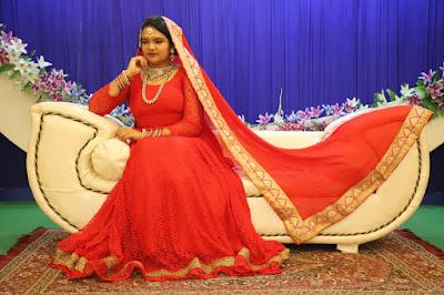Bridal wear ft. Neda Fatima image