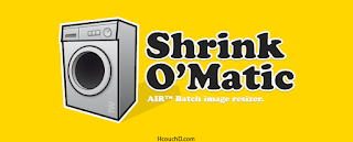 تطبيق Shrink O'Matic