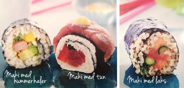 Lav sushi selv