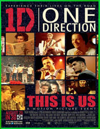 One Direction: Así somos (2013) | 3gp/Mp4/DVDRip Latino HD Mega