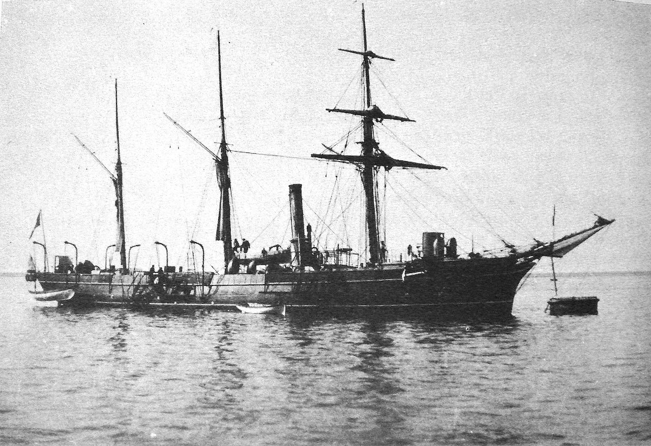 Gunboat Diplomacy: The Franco-Siamese War of 1893 35