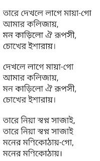 Maya Lyrics Sadman Pappu