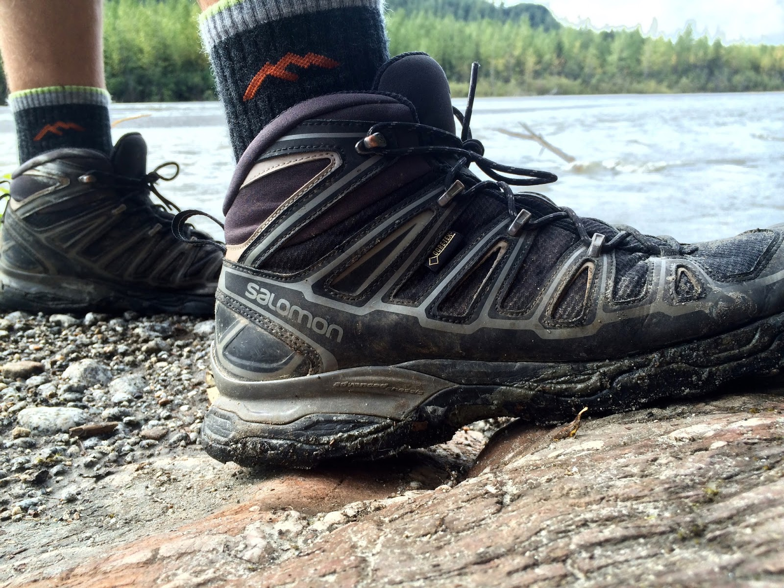 Chris s Gear Review  Salomon X Ultra Mid II GTX Hiking Boots ab3337cf566b