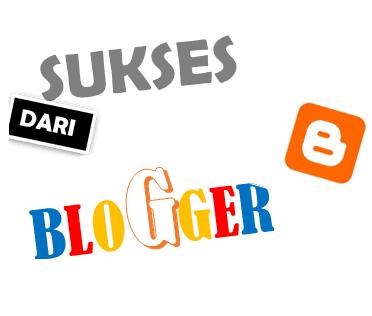 Kebiasaan blogger sukses buat kamu